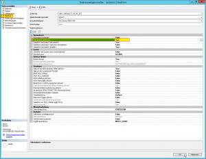 SQL-Server Datenbankeigenschaften - Automatisch verkleinern