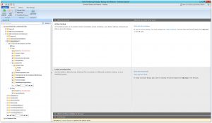 DocAve - Data Protection - Granular Backup & Restore - Backup