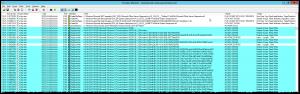 Process Monitor - HKLM\SOFTWARE\Microsoft\Windows NT\CurrentVersion\Perflib - ACCESS DENIED