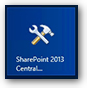 CA - ZA - SharePoint 2013 Central Administration - Icon 1