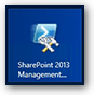 SharePoint 2013 Management Shell - Verwaltungskonsole - Icon 2