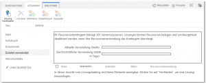 Solution Gallery - Lösungskatalog - _catalogs-solutions - SharePoint 2013