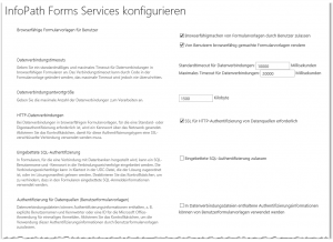 ZA - Configure InfoPath Forms Services - InfoPath Forms Services konfigurieren - _admin-ipfsConfig.aspx - SharePoint 2013