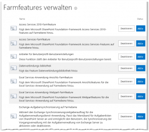 ZA - Manage farm features - Farmfeatures verwalten - _admin-ManageFarmFeatures.aspx - SharePoint 2013