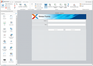 Nintex Forms 2013 - Dokumentenbibliothek anpassen - Nintex Formular - SharePoint 2013