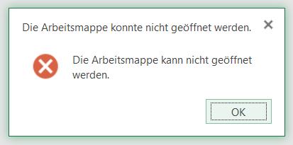 Event-ID: 3760 - Cannot open database - Excel Web Access - Die Arbeitsmappe konnte nicht geöffnet werden - Die Arbeitsmappe kann nicht geöffnet werden - Error - Fehler - Event-ID: 3760 - SharePoint 2013.png