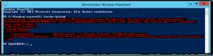 PowerShell - Invoke-Sqlcmd - Could not load file or assembly Microsoft.SqlServer.BatchParser - Die Datei oder Assembly Microsoft.SqlServer.BatchParser oder eine Abhängigkeit davon wurde nicht gefunden - Error
